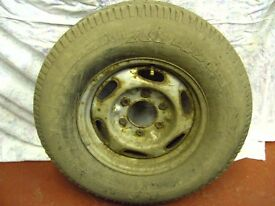 Ford Ranger Spare Wheel