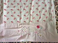 Girl curtains