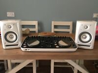KRK Rokit 5 Studio Monitors/Pioneer DJ Ergo