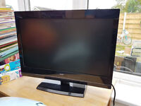 """Alba 22"""" LCD TV With freeview and Hdmi.and remote"""