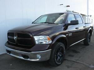 2015 Ram 1500 SLT Leather/HeatedSeats/AirConditioning/SiriusXM