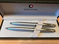 BRAND NEW - Sheaffer ballpoint pen and pencil