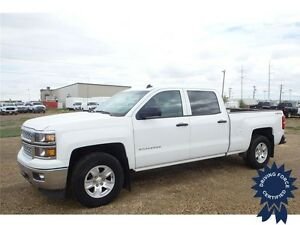 2014 Chevrolet Silverado 1500 LT 4x4 w/ Remote Start, 35352 KMs