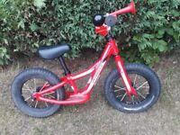 Specislised Hotwalk 12 inch balance bike