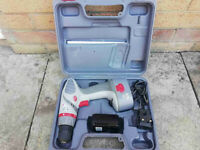 Performance Power Drill 14V Cordless with box
