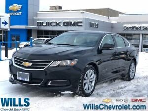 2017 Chevrolet Impala LT | LEATHER | V6 | CLEAN CARPROOF