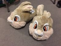 Disney - Thumper Slippers (never worn, adult size)