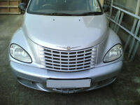 **ONE PREV OWNER** PT Cruiser CRD Turbo diesel SWAP Fiat Panda 4x4 500 Luton Van, Motorcycle