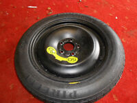 Space saver tyre 125 x 85 R16