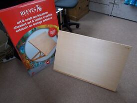 Reeves Art and Craft Workstation
