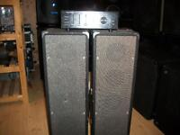 SMALL PA SYSTEM/REDUCE TO $80