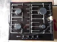 A used NEFF T22s36SO gas hob