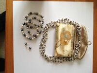 Selection of Honora pearl jewellery. Perfect for weddings.