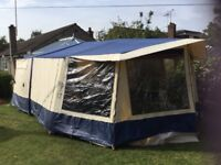 Conway Olympia LE trailer tent, 1999 model, excellent condition.