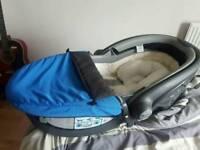 Britax Baby-Safe Sleeper Group 0