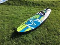 Simmer Frugal 99 Wave Windsurf Board