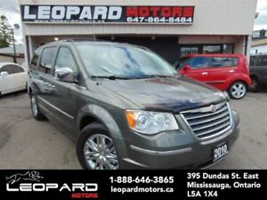 2010 Chrysler Town & Country Limited,Navigation,Leather,2Dvds*(1