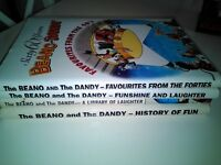 The Beano & The Dandy - 60 Years Annuals