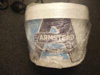 ARMSTEAD WALL PAINT WHITE MATT 10l TEN LITRE