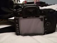 Nikon D90 loads of extras like new condition