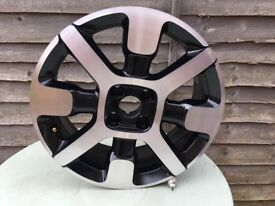 """Citroen Cactus 17"""" alloy (refurbed) one only"""