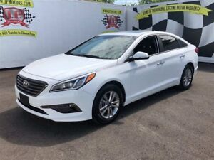 2017 Hyundai Sonata GL, Automatic, Sunroof, Bluetooth,