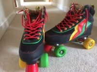 Roller skates - size 5 (adults).