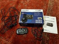Nextbase 202 dashcam in box with all leads and accessories