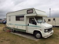 Retro camper for sale 6 berth Talbot express 1993 . All original manuals included.