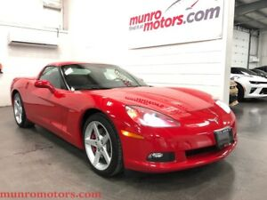 2006 Chevrolet Corvette Victory Red Automatic Low KMS