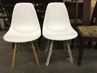 Designer Chairs x2