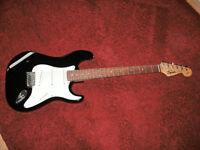 Fender Squier Stratocaster 50th anniversary 1990s model