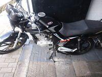 sfm roadster 125 geared bike