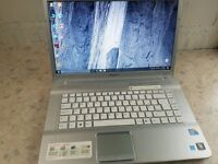 Sony Vaio laptop 320gb hd 3gb ram memory with webcam and HDMI port