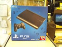 CONSOLE PS3 500GB