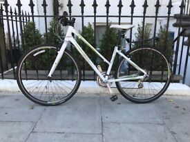 Hybrid / Mountain Bike (Giant) - White - 24-speed Shimano - great conditions for sale