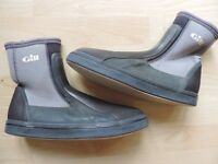 Gill dinghy/ wetsuit boots size 6.5 - 7