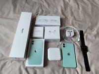 iPhone 11 64Gb + Apple Watch series 3 Cellular 42mm