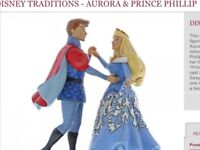 Brand new sealed in boxes Disney traditions from £14 each to £63 each see pictures ask for prices