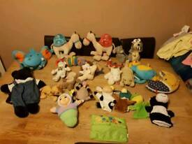 Soft Toy Bundle £1 each