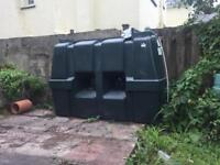 Oil tank free to collect
