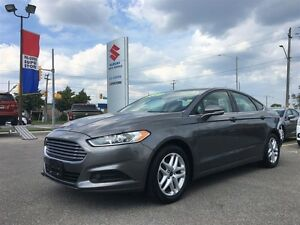 2014 Ford Fusion SE ~Power Seat ~17-Inch Alloy Wheels