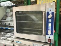 CATERING COMMERCIAL FAN CONVECTION OVEN KITCHEN EQUIPMENT CAFE KEBAB CHICKEN RESTAURANT SHOP BAR