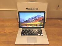 Apple MacBook Pro - 15.4 Inch Mid 2010 - 2.4GHz Intel i5 - 320GB HDD - 15 - 4GB - Dual Core