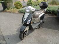 For sale, Sym Fiddle 3. 125cc