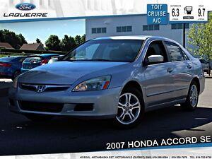 2007 Honda Accord SE**TOIT*CRUISE*A/C**