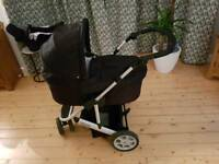 mamas and papas zoom travel system buggy