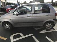 Nice little car Daewoo matiz