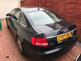 Audi A6 for parts - broken cam shaft otherwise all runs fine