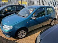 FIAT PUNTO - LOVELY LITTLE LOW MILES CAR